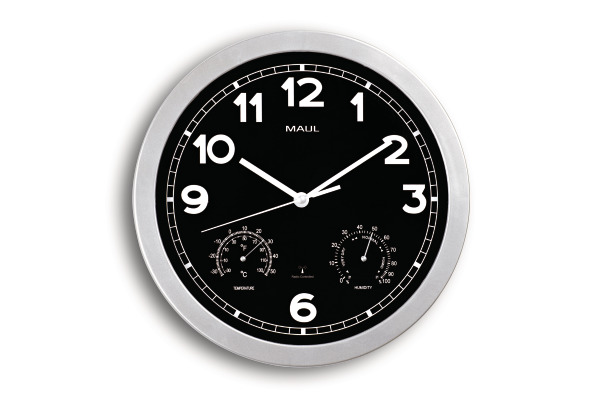MAUL Wanduhr 9059095 MAULdrive 30 RC