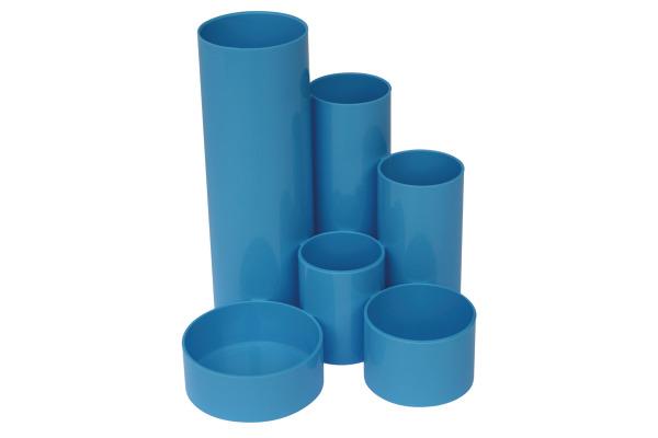 M&M Büro-Butler Schreibtischboy 68500261 ocean-blue