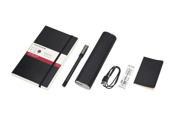 MOLESKINE Smart Writing Set Ellipse Etui 602435 Tablet,Pen,Patrone,USB Kabel