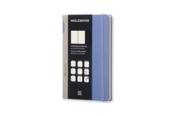 MOLESKINE Notizbuch Professionell A5 891331 lavendel