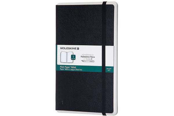 MOLESKINE Papertablet L A5, Version 1 894783 Blanko,Schwarz