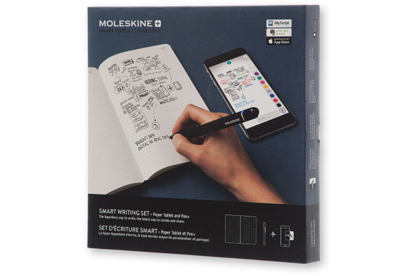 MOLESKINE Smart Writing Set PTSETAF Paper Tablet und Pen+