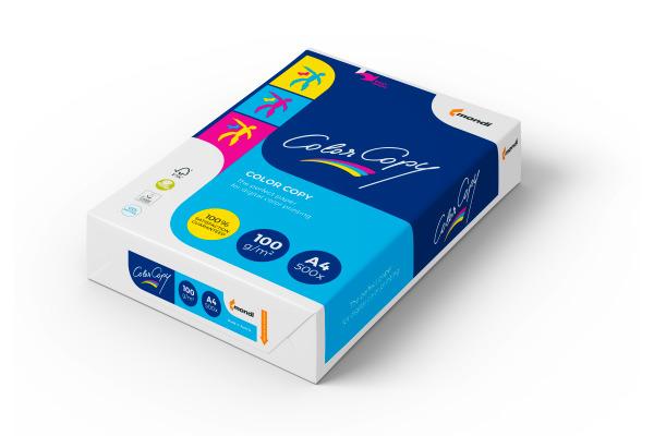 MONDI Color Copy Paper A4 88008625 100g, weiss 500 Blatt