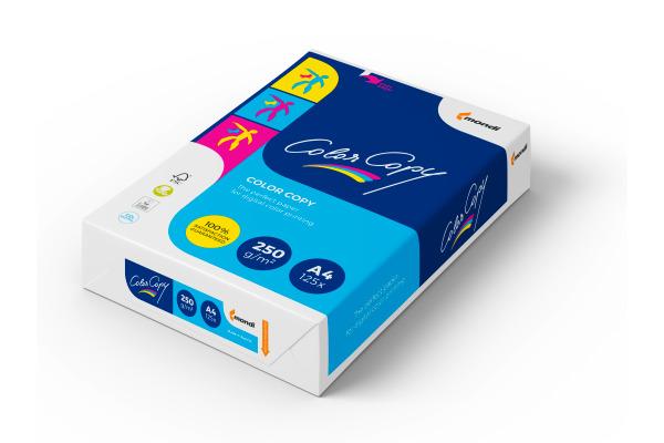 MONDI Color Copy Paper A4 88118369 250g, weiss 125 Blatt