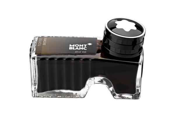 MONTBLANC Tinte 60ml 105188 braun