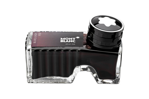 MONTBLANC Tinte 60ml 105198 bordeaux