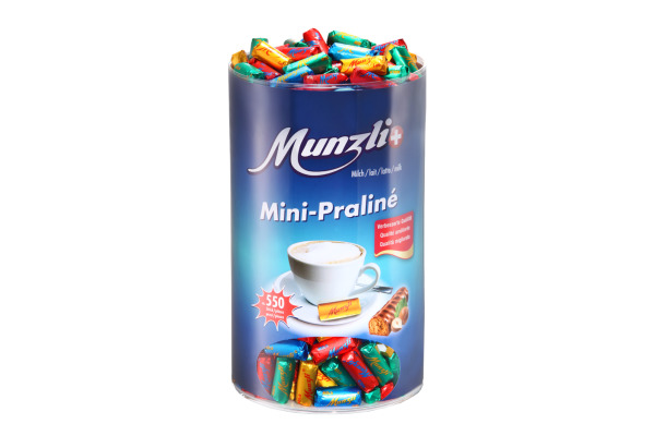MUNZ Munzli MiniMilch 2.5kg 9764 550 Stück