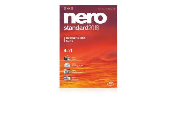 NERO Nero Standard 2018 10080000 Französisch/Italienisch