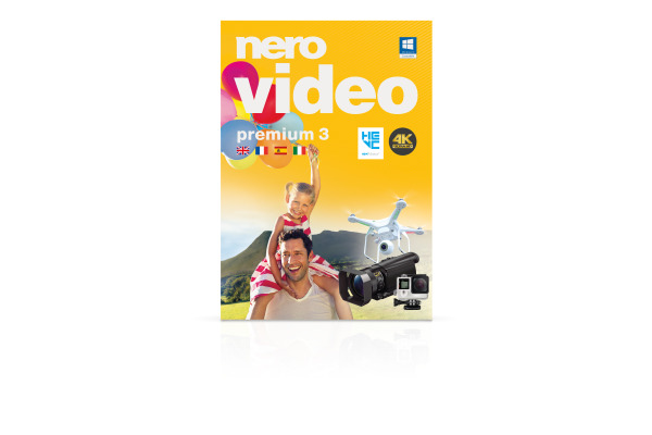 NERO Nero Video Premium 3 11570010 Deutsch