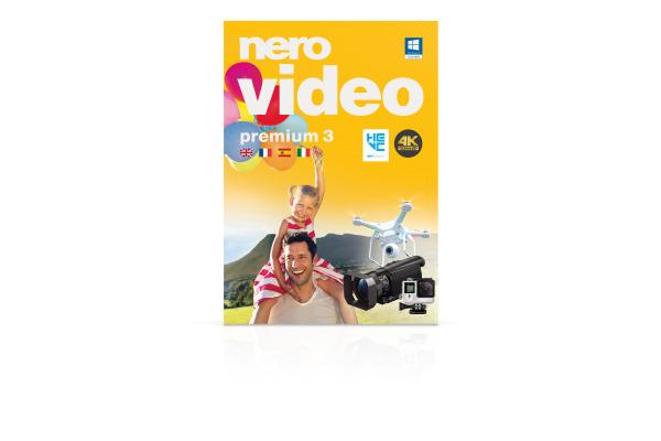 NERO Nero Video Premium 3 11570010 Französisch/Italienisch