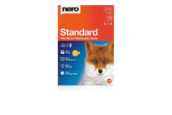 NERO Nero Standard 2019 10090000 Französisch/Italienisch