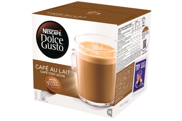 NESCAFE Dolce Gusto Café au lait 151231 16 Stück
