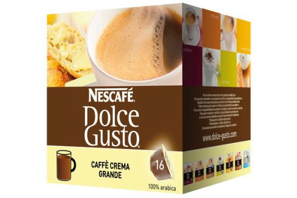 NESCAFE Dolce Gusto Crema Grande 151661 16 Stück