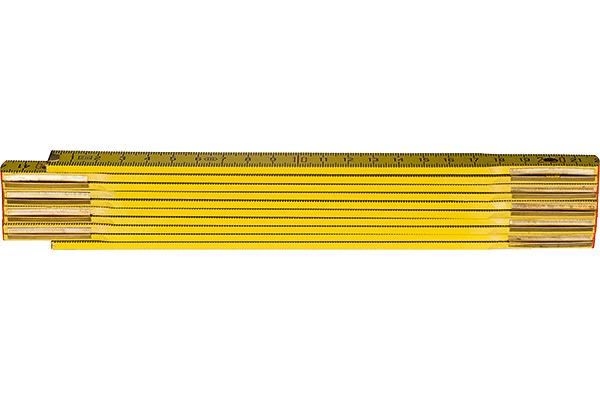 NEUTRAL Gliedermeter 1102G 2m gelb