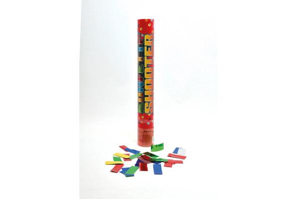 NEUTRAL Tischbombe 39cm 271.6630 Konfettishooter bunt
