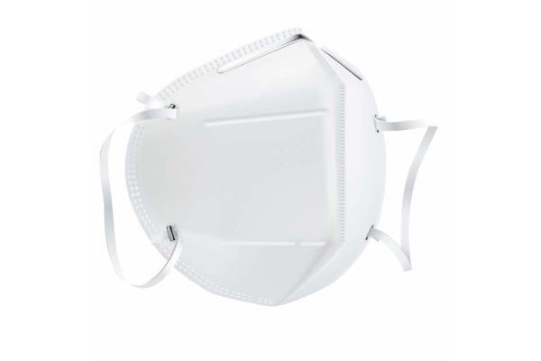 NEUTRAL Atemschutzmaske FFP2/KN95 33055 weiss, CE geprüft