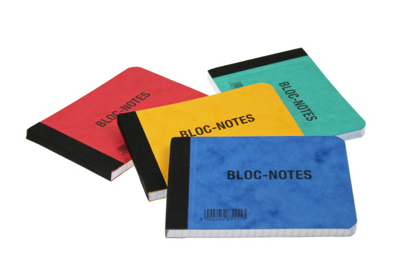 NEUTRAL Pressspanblock 10,0×7,3cm 541010 kariert, 4mm, 70g 70 Blatt