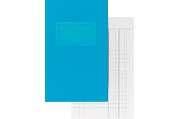 NEUTRAL Schulheft 11x17,5cm 611047 2 Kolonnen, 70g 24 Blatt