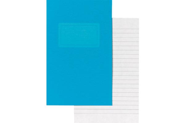 NEUTRAL Schulheft 11x17,5cm 611055 liniert, 7mm, 70g 24 Blatt