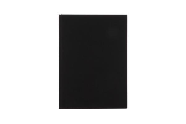 NEUTRAL Notizbuch A4 664038 schwarz, kariert 96 Blatt
