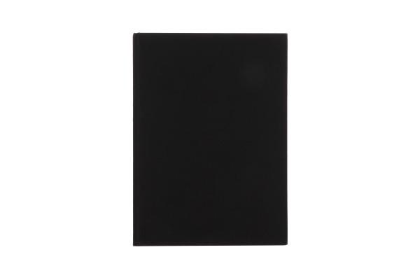 NEUTRAL Notizbuch A4 664040 schwarz, blanko 96 Blatt