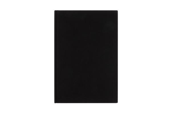 NEUTRAL Notizbuch A5 664043 schwarz, blanko 96 Blatt