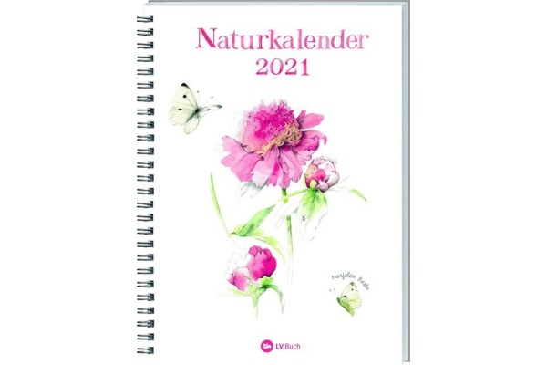 LV BUCH Bastin, Naturagenda 784356563 D, 15x21cm, 2021