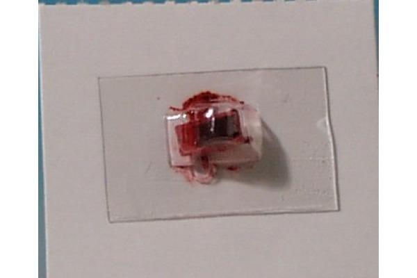 NEUTRAL Farbrolle rot CP17/IR78 Sharp EA 780/781 8 x 9
