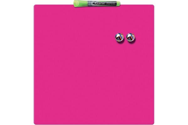 NOBO Quartet magnethaftend 1903803 360x360mm pink