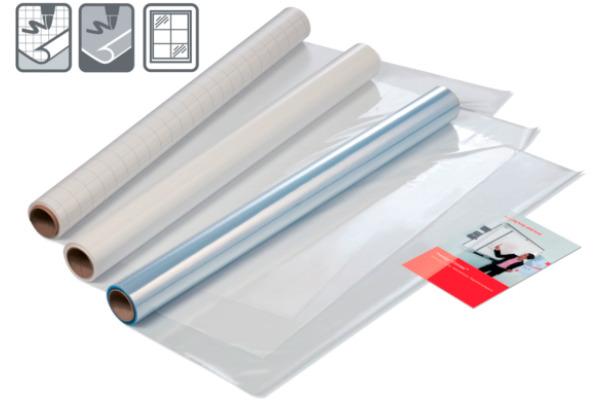 NOBO Whiteboard Film Instant 1905158 klar, mobile 800x600mm