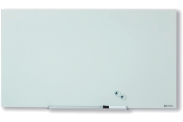 NOBO Glassboard 1905178 Diamond Wht 1883X1059mm