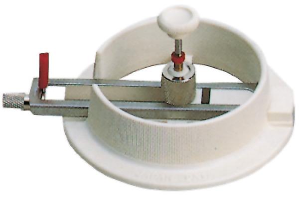 NTCUTTER Kreisschneider 1,8-17cm I.C-1500 Papier/Karton
