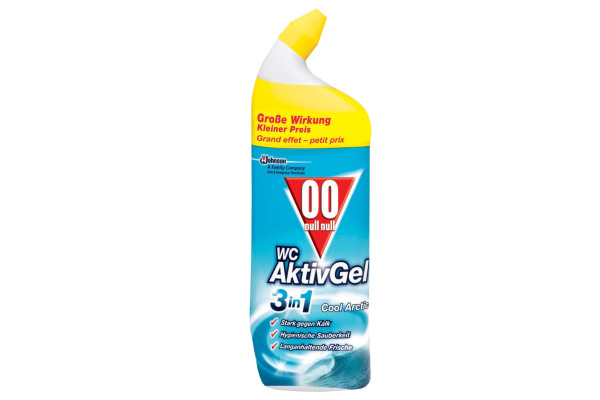 NULL NULL WC AktivGel 4in1 750ml 3213