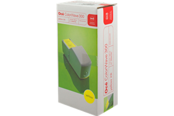 OCE Tintenpatrone yellow 10600913Y ColorWave 300 350ml