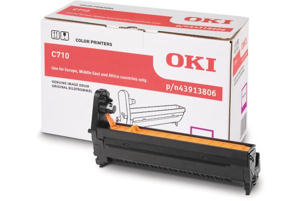 OKI Drum magenta 43913806 C710 15000 Seiten