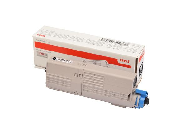 OKI Toner schwarz 46490404 C532/MC573 1500 Seiten