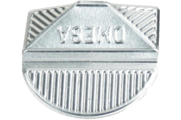 OMEGA Eckklammern 100/23 silber 100 Stk.
