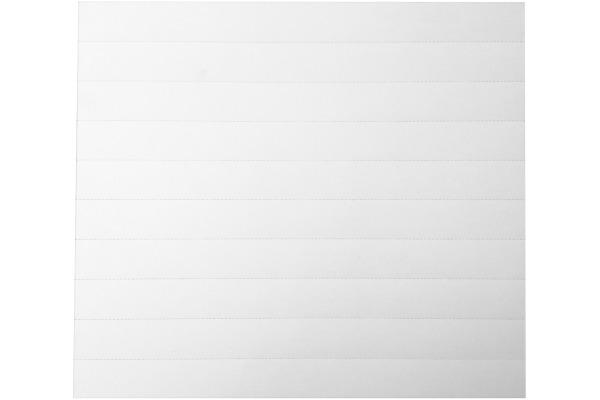 ORNALON Etiketten R122769000 weiss 23×238mm