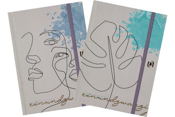 OXFORD Jahreskalender Art 2021 400126489 15x21cm, 1 T/S ass.
