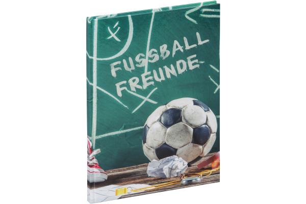PAGNA Freundebuch 20352-15 Spielzug 60S