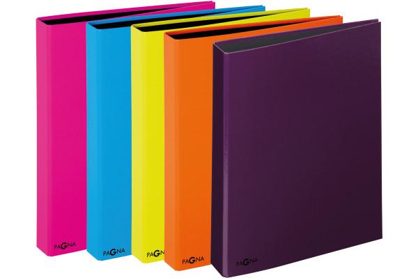PAGNA Ringbuch A4 20601-00 farbig sortiert