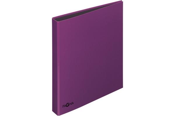 PAGNA Ringbuch Trend A4 20601-12 2-Bügel lila