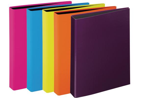 PAGNA Ringbuch Trend A4 20601-34 2-Bügel rosa