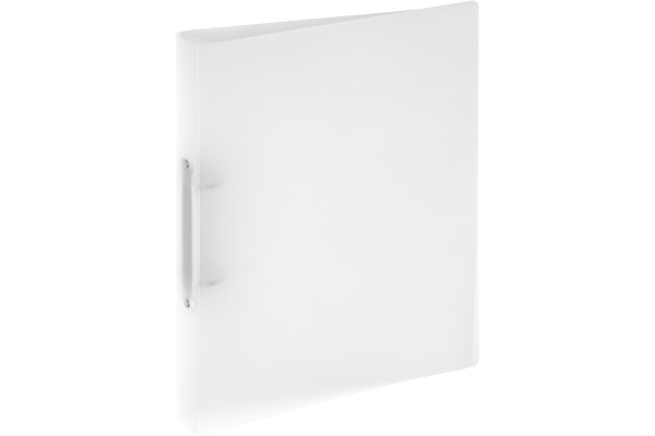 PAGNA Ringbuch 33mm A4 20900-19 transparent PP 2-Ring-Mech.