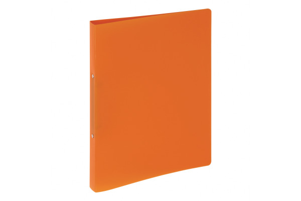 PAGNA Ringbuch 23mm A4 20901-09 orange PP 2-Ring-Mech.