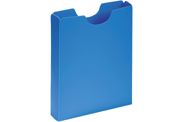 PAGNA Schulheftbox A4 21005-13 hellblau PP