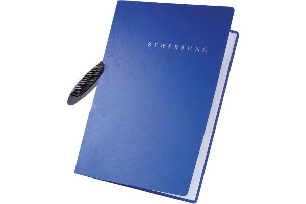 PAGNA Bewerbungsmappe Swing 22004-02 blau