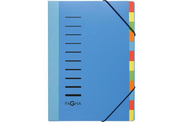 PAGNA Deskorganizer A4 44044 02 blau