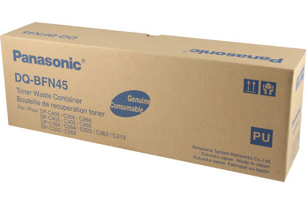 PANASONIC Resttonerbehälter  DQ-BFN45 DP-C262-PM 24´000 Seiten