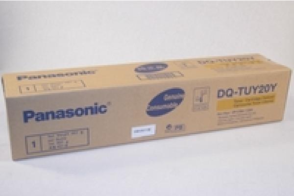 PANASONIC Toner yellow DQ-TUY20Y DP-C265 20´000 Seiten